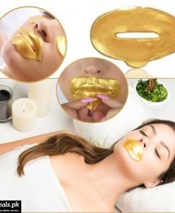24K Gold Collagen Lip Mask