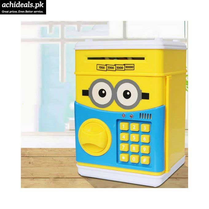 Money Saving ATM Box For Kids