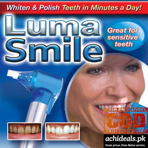 Luma Smile Tooth Polisher